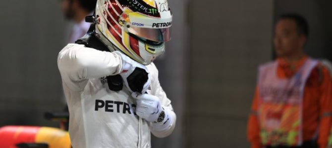 Hamilton hoping for championship momentum swing in Malaysia