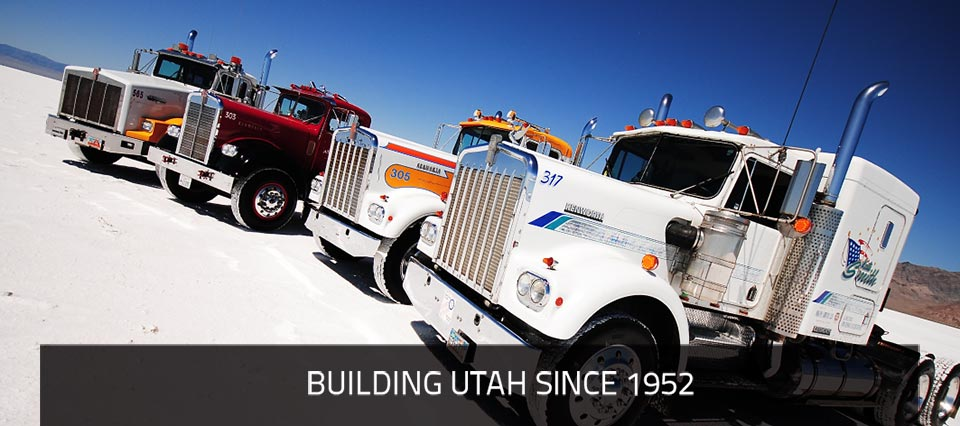 Salt Lake City Trucking Company - Ralph Smith Co