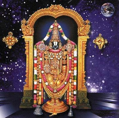 Sri Venkateswara Swamy Hd Wallpapers Moon Shines On Tirupathi Balaji S Forehead Video Ramani
