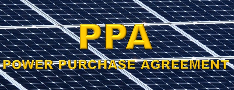 Solar Power Purchase Agreement(Ppa) | Rambans Energy Systems