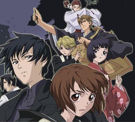 Anime Girl Phone Wallpaper Ghost Hunt