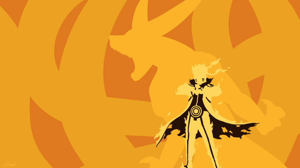 Kids Fall Wallpaper 10 Minimal Naruto Wallpapers To Bring Your Smartphone To