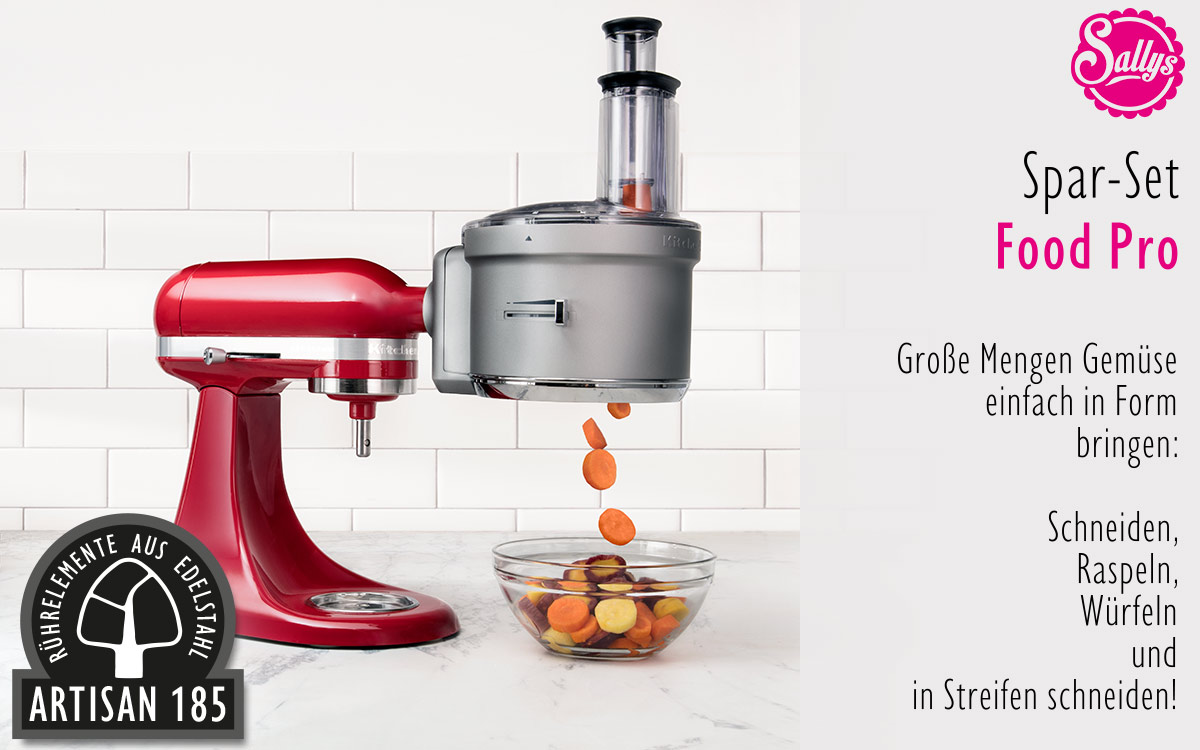 Kitchenaid Raspel Kitchenaid Artisan Set Food Processor | Ramershoven.com