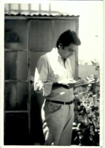 Roberto Casó en Madrid