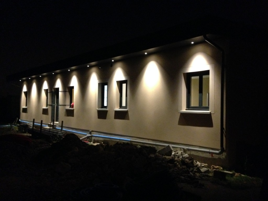 Eclairage Exterieur A Led Construction Marles En Brie Ramon Construction