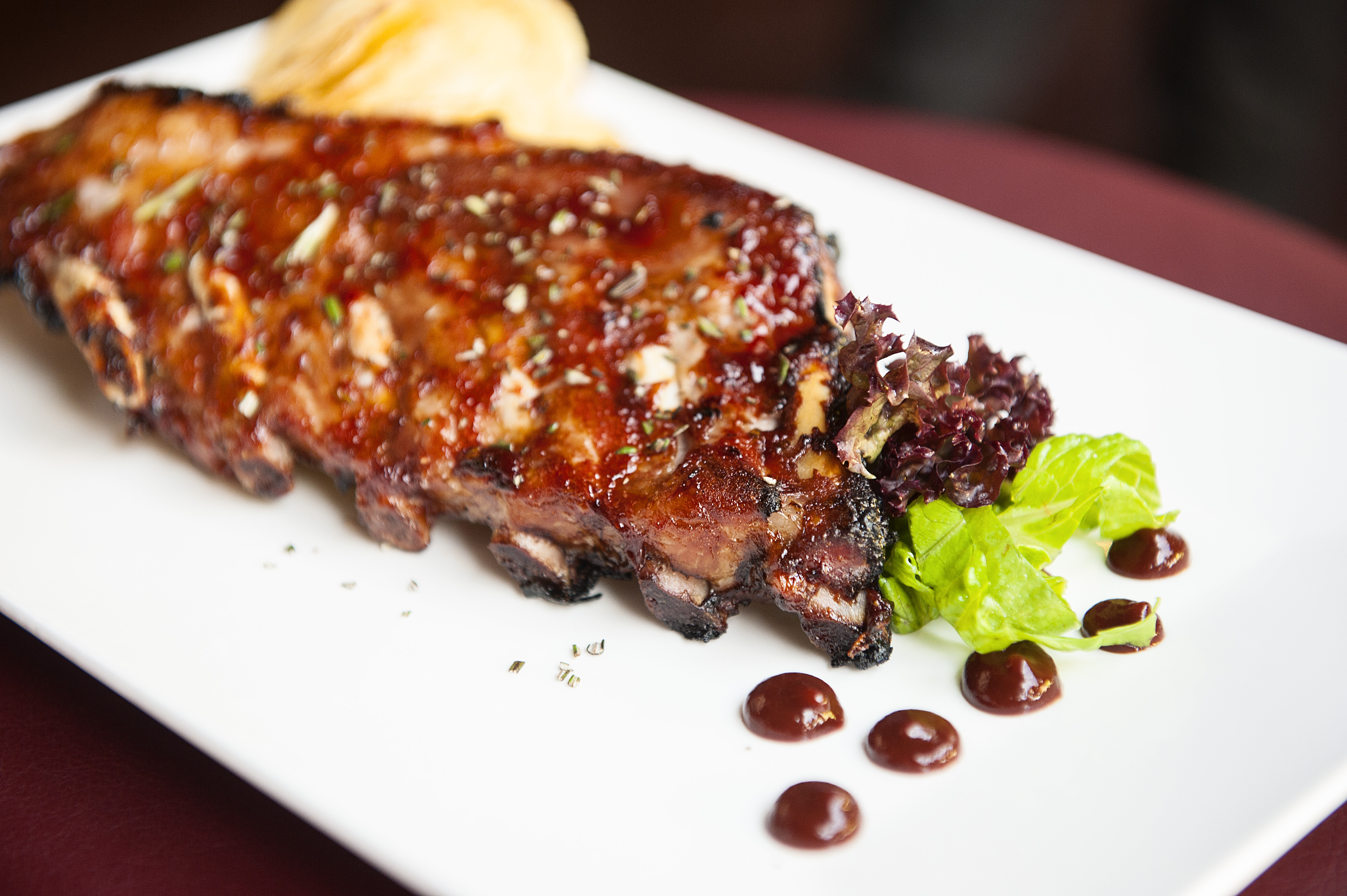 Americana In Cucina Ribs | Celebrate Mother S Day At Los Angeles ...