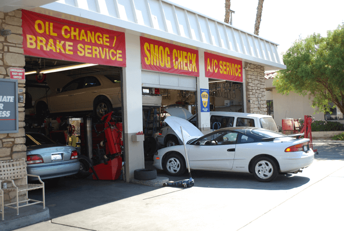 Cathedral City auto repair