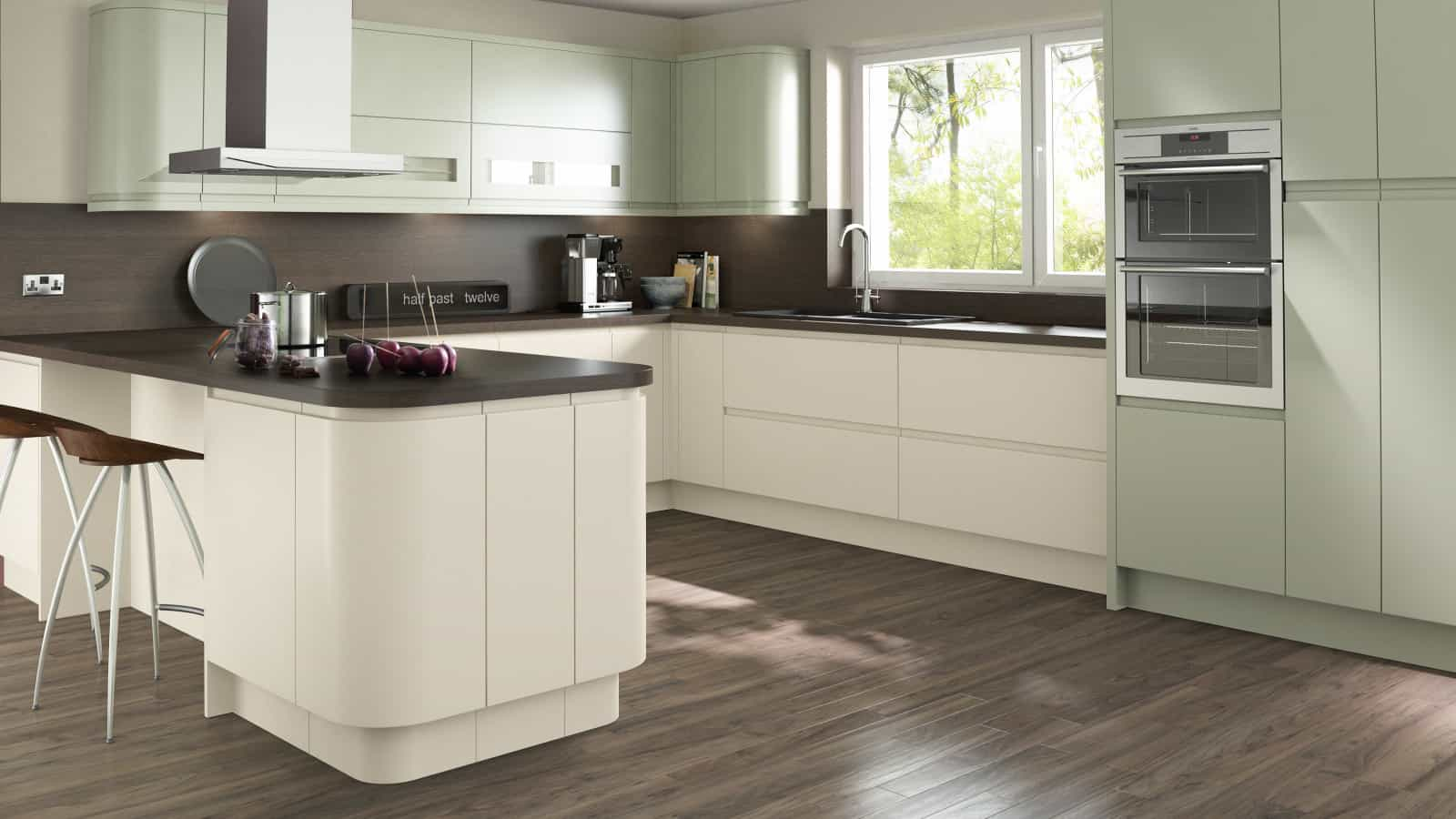 Kitchen Company Modern & Shaker Handleless Kitchens Designs | Ramsbottom ...