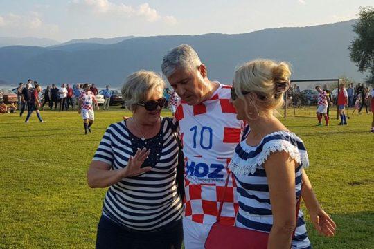 Predsjednik HDZ-a BiH boravio u Rami