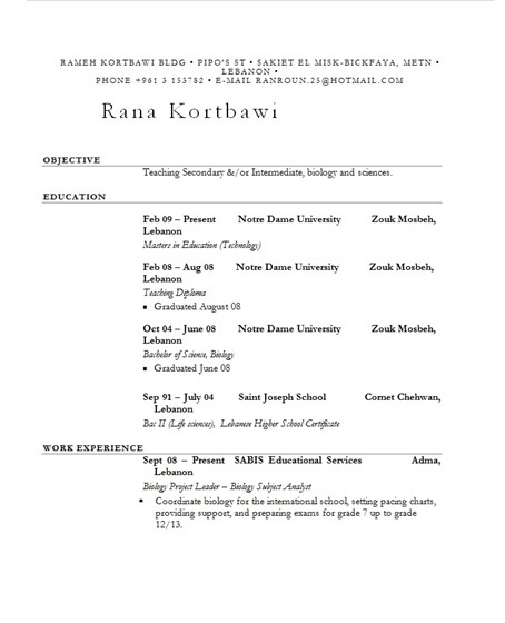 resume examples young professionals resume examples about me pd