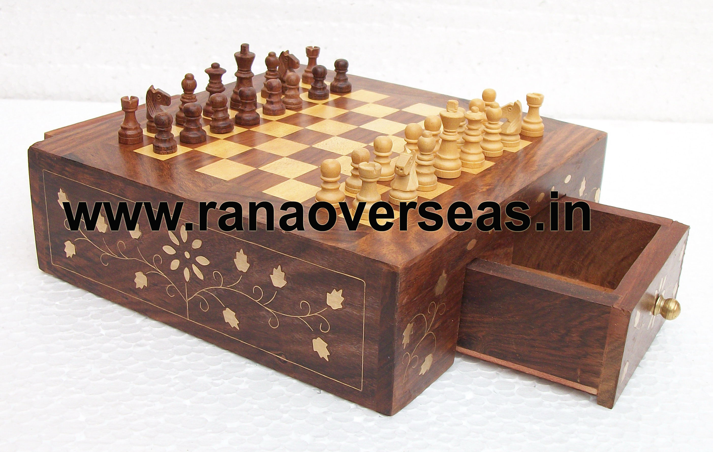 Round Chess Set Wooden Chess Box Wooden Chess Set Wooden Round Chess