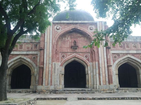 The jamali Kamali Mosque