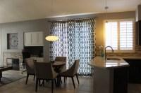 Custom Window Treatments - Rancho Interior Design