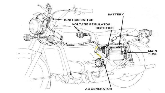 Gl1200 Starter Schematic Wiring Diagram