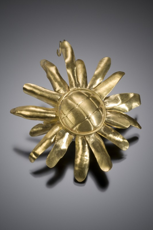 24-Rande-May-Sun-Brooch