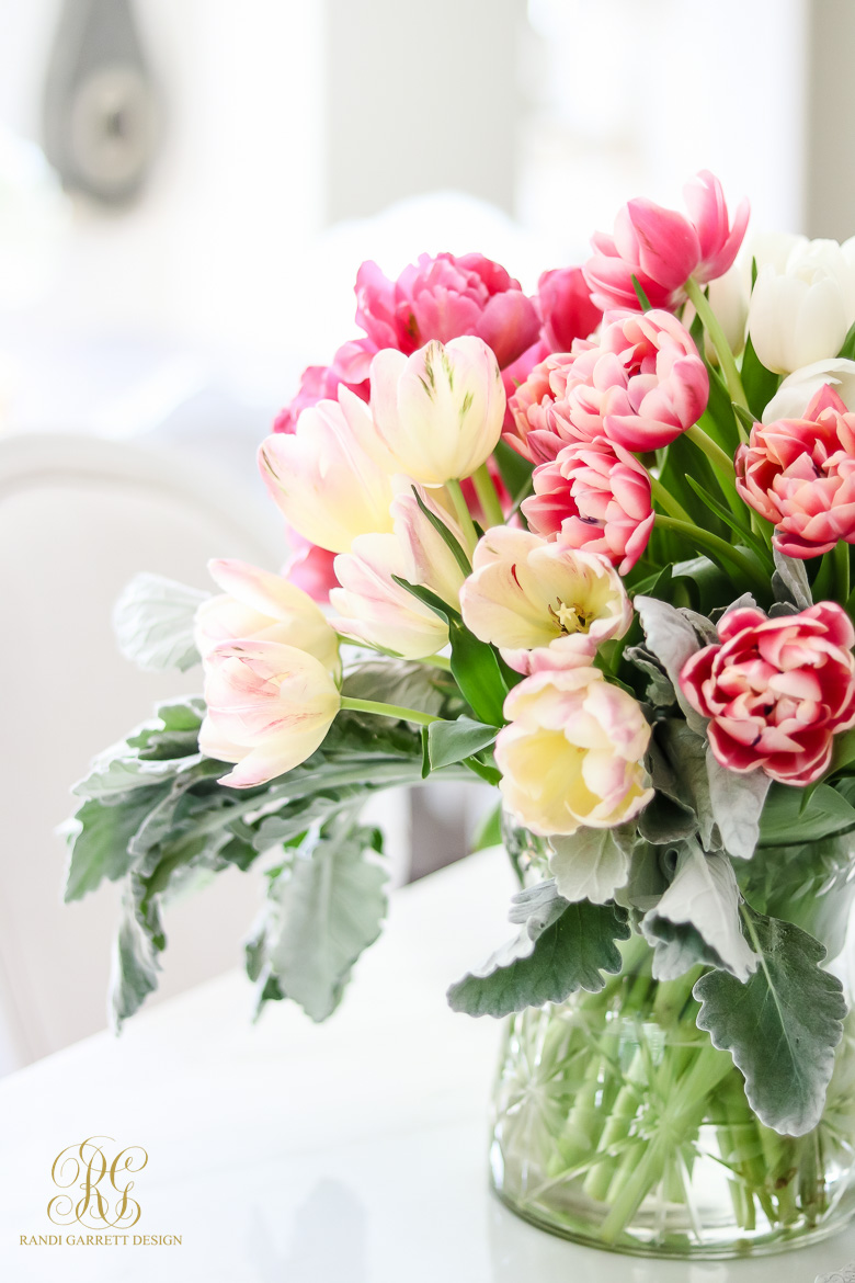 Bella Arte Florist Beautiful Spring Entertaining Ideas With Fresh Flowers And Mini
