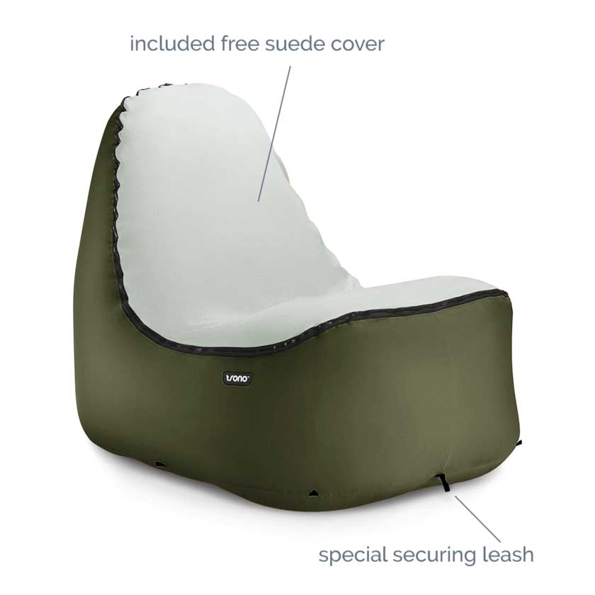 Kit Store Enrouleur Exterieur Chaise Gonflable Trono Camping - Relax Gonflable