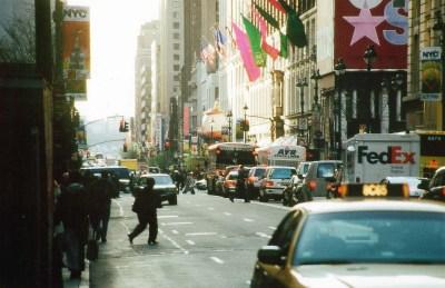 Everyday Life in New York City | Randolph Mase's Weblog