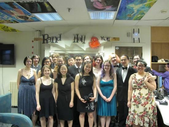 Random Hall Class of 2017