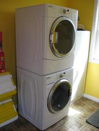 Maytag Front-Loading Washer/Dryer, Addition/Old House ...