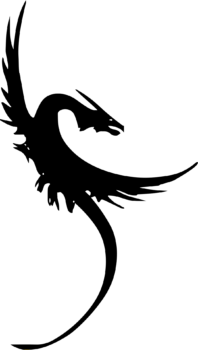 Commonplace book dragon