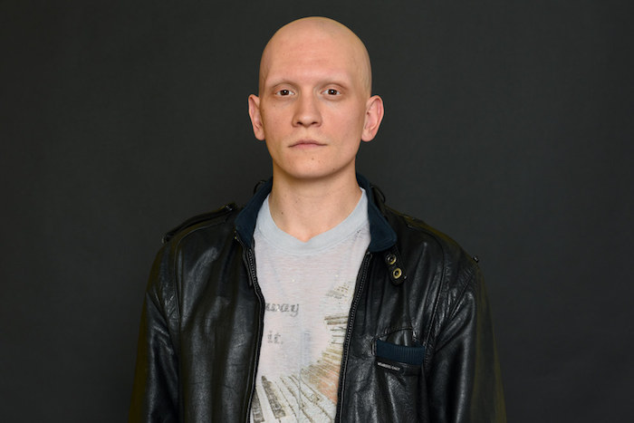 Body Mist Meet Anthony Carrigan, Aka Victor Zsasz, Aka The Mist