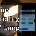 Arduino – Control 220V Lamps from Anywhere in the World