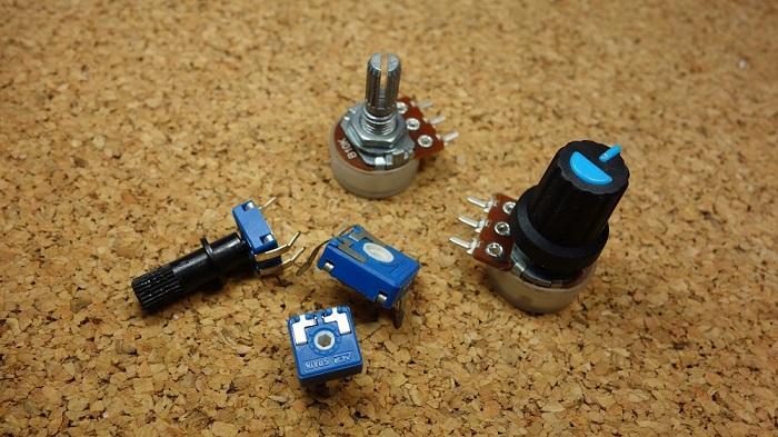 potentiometers