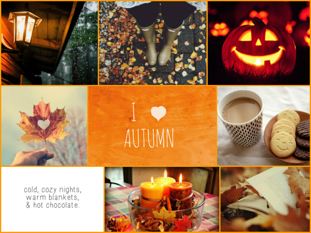 Fall Themed Computer Wallpaper Autumn Randomosity Of Eden