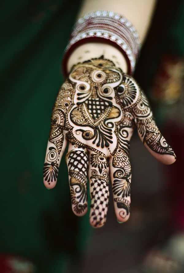 Mehndi Designs Please : Beautiful mehndi designs and patterns to try random