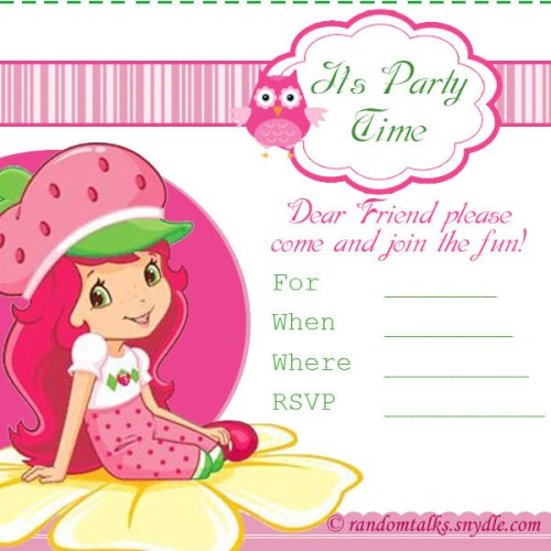 Printable-birthday-party-invitations-for-kid
