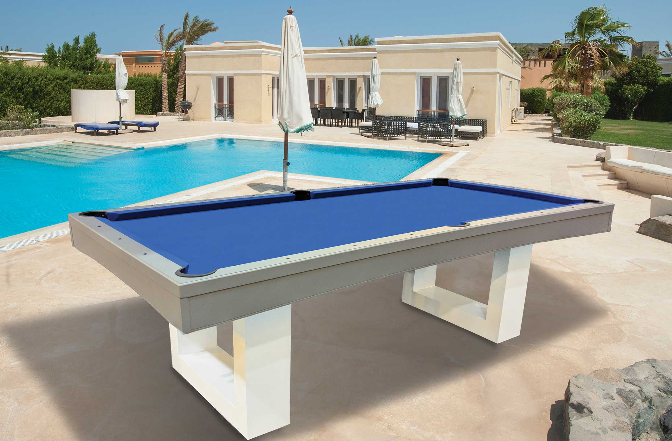 Pool With R Horizon Outdoor Pool Table R R Outdoors Inc All Weather Billiards