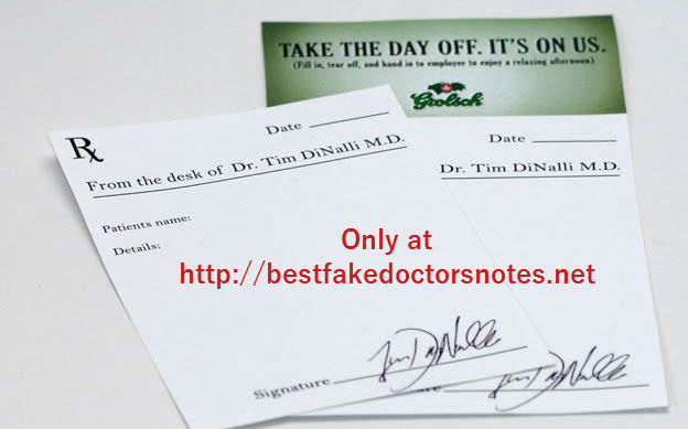 What is a Doctor\u0027s Note?