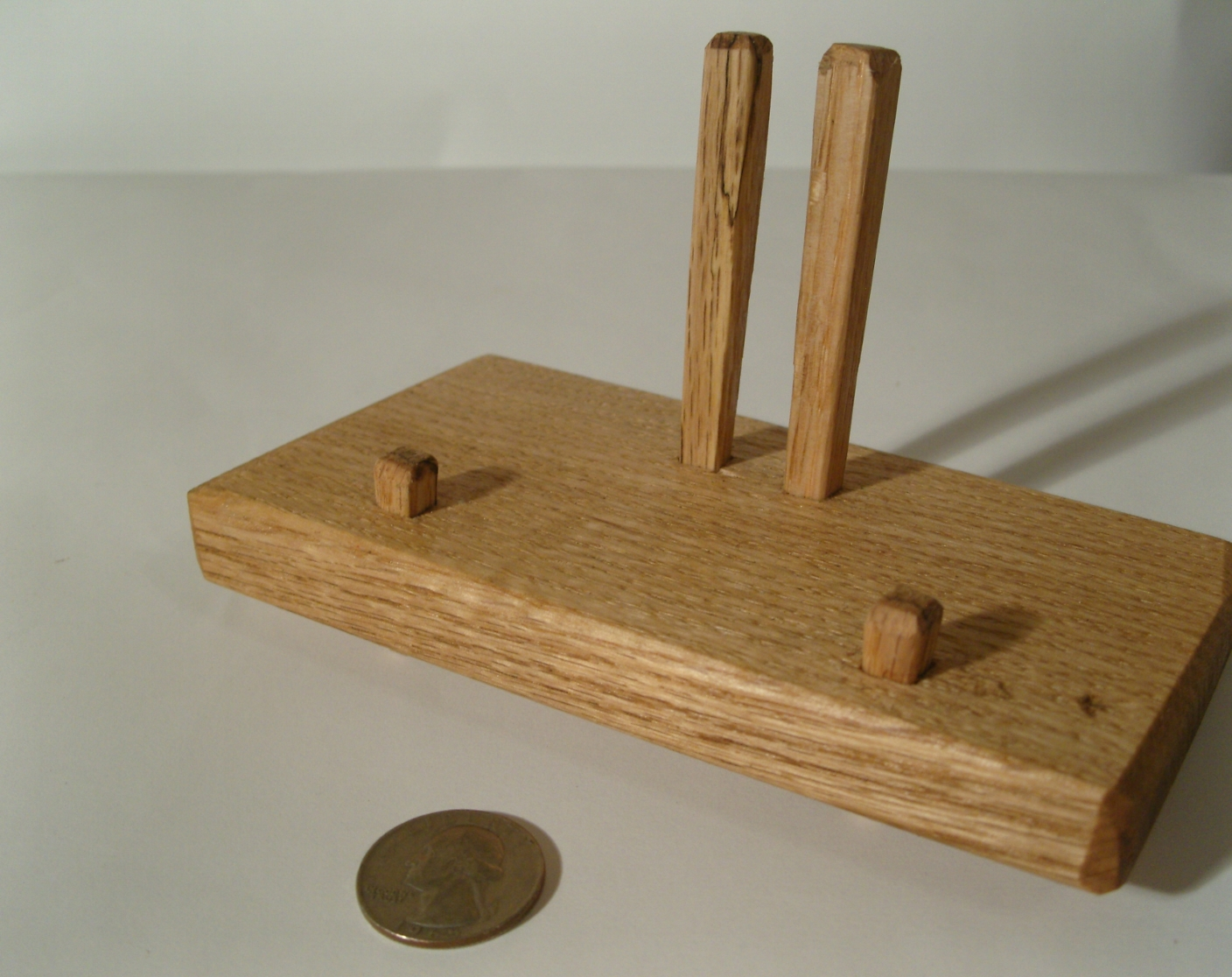 Book Display Stand Miniature Book Display Stand Randy J Arnold Handmade