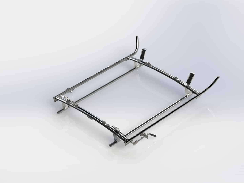 Double Side Ranger Ladder Rack Ram Promaster City