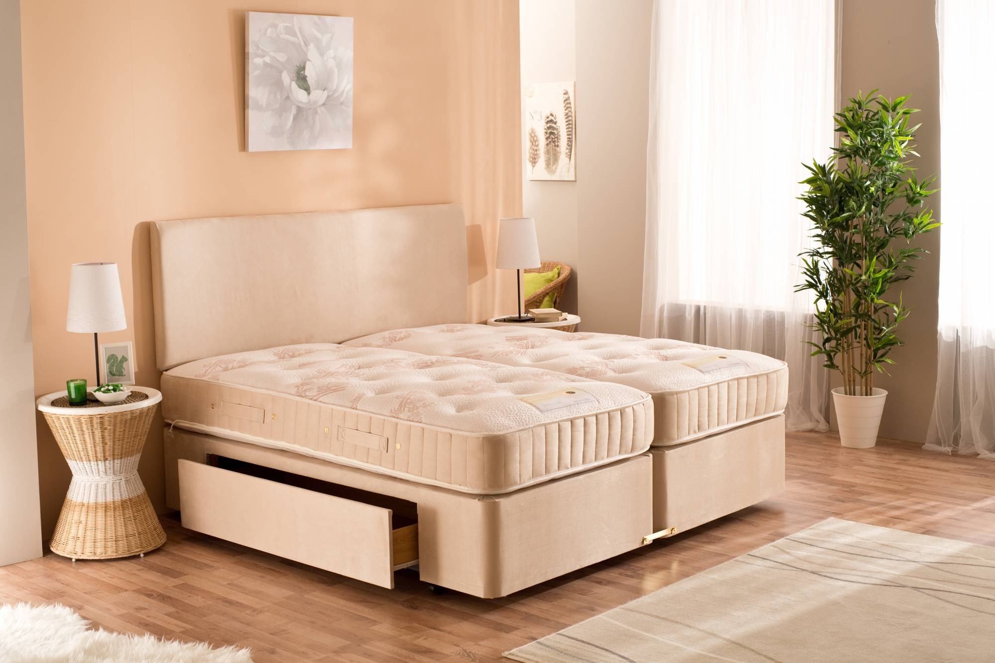 Moonraker Beds Bamboo