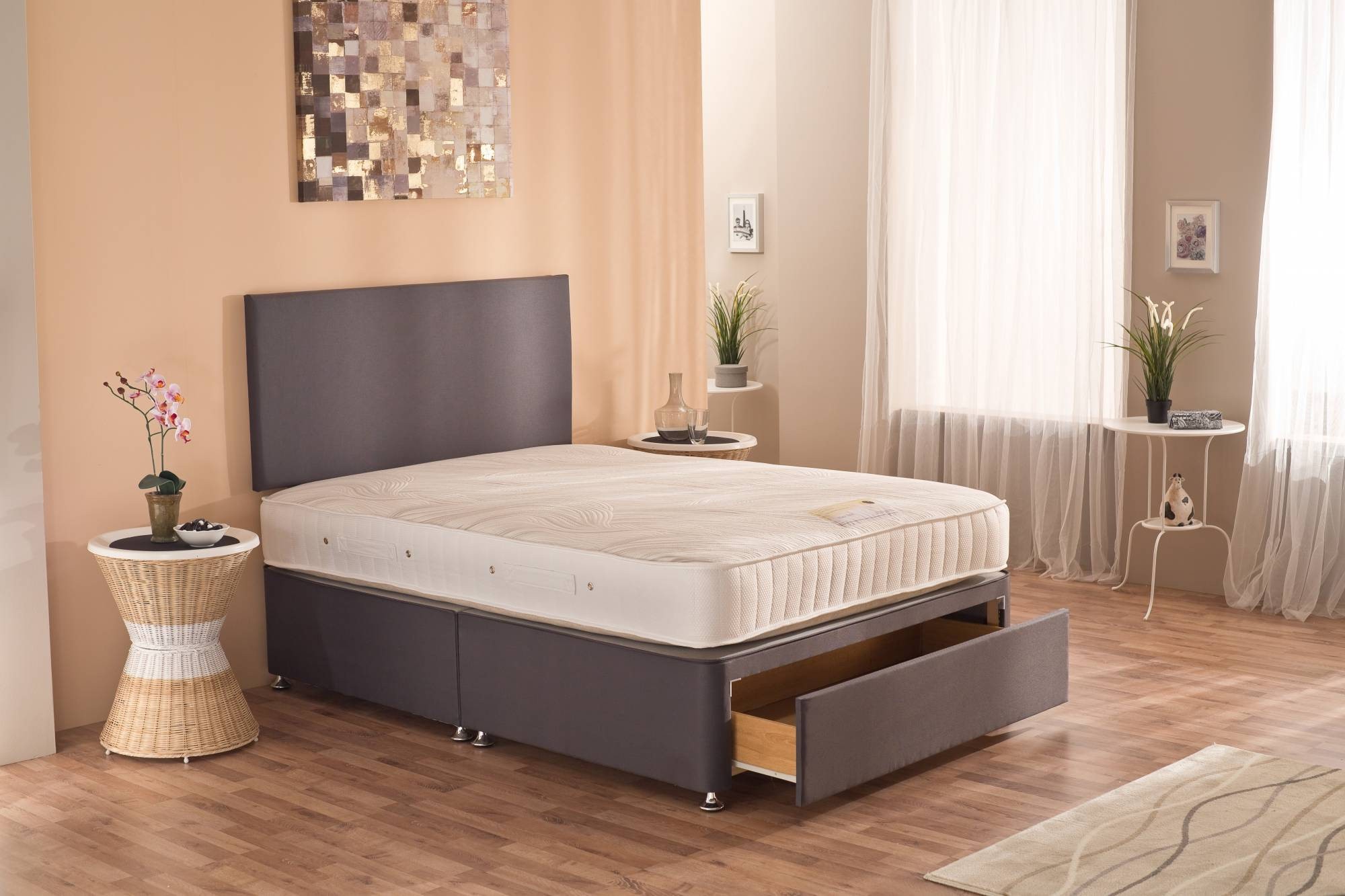 Moonraker Beds Visco Deluxe