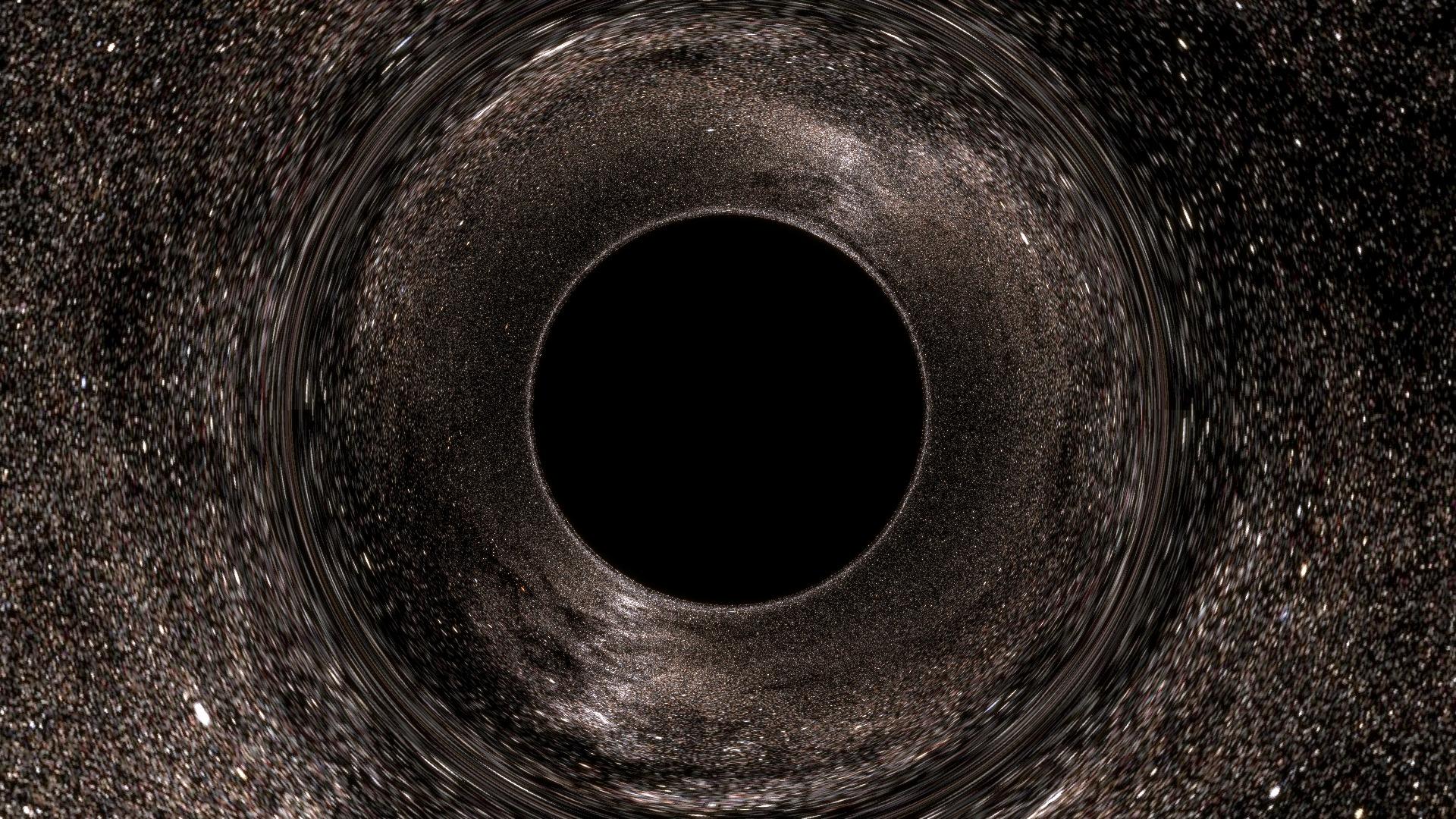 Kings Fall Wallpaper Raytracing A Black Hole