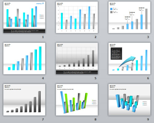 5 Free PowerPoint E-Learning Templates The Rapid E-Learning Blog - bar graph templates free