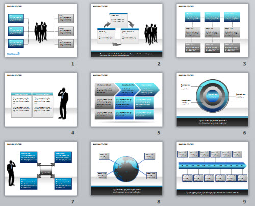 5 Free PowerPoint E-Learning Templates The Rapid E-Learning Blog - interactive powerpoint template