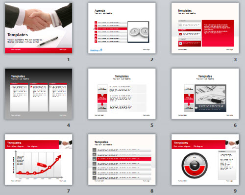 5 Free PowerPoint E-Learning Templates The Rapid E-Learning Blog - microsoft office agenda templates