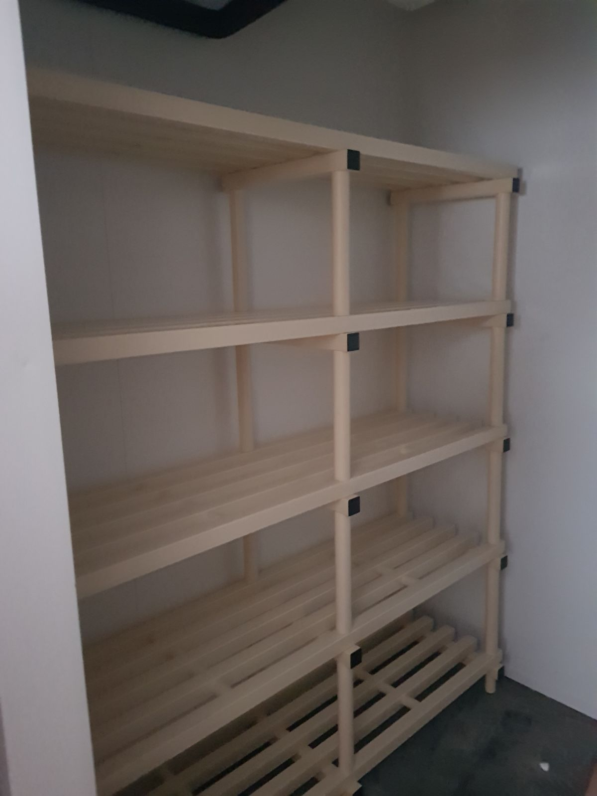 The Wardrobe Perth Coolroom Shelving Products Cool Room Cold Room Shelves For Sale