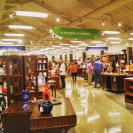Last year Nebraska Furniture Mart sales during annual meeting week…