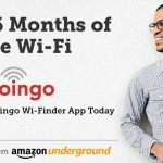 Amazon Underground Boingo