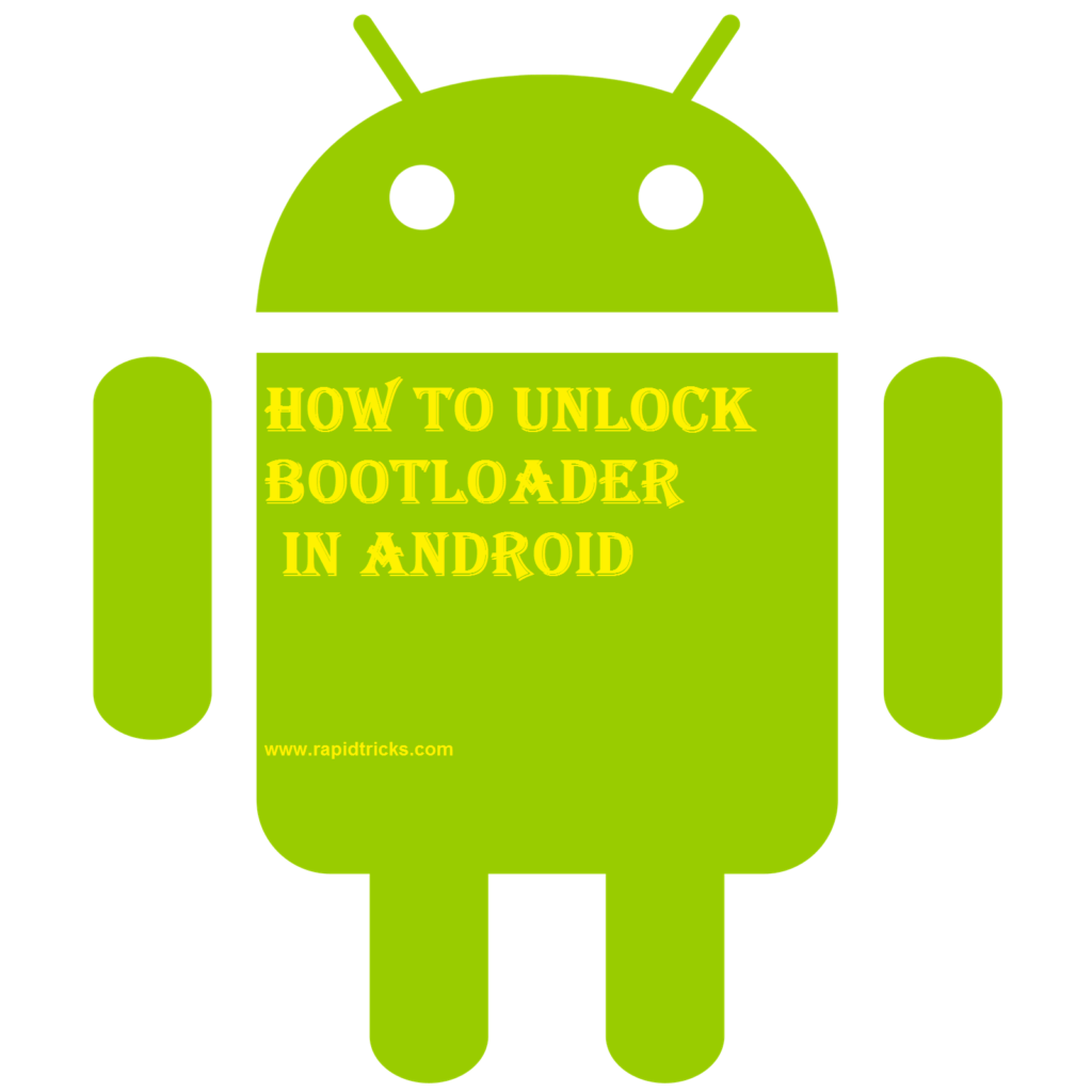 How to Unlock Bootloader in Android