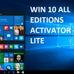 Windows 10 Activator Final (All Editions)
