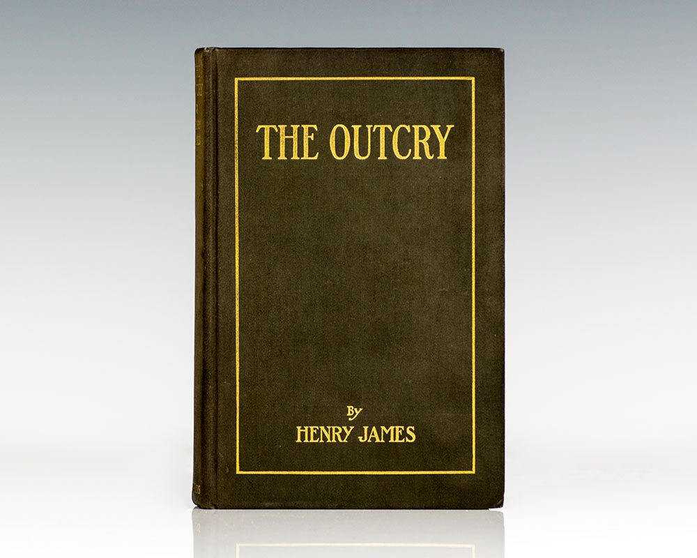 Henry James The Outcry
