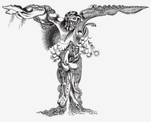 """""""El jardín de las Hespérides"""" por Tomás Cohen"""