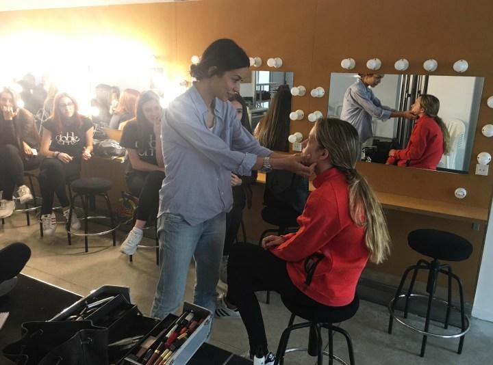 curso maquillaje Mónica Rosón masterclass clase abril 2017 (1)