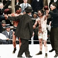 Boxing in 1913